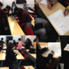 京都産業大学の新年度学部授業の事前学習の1プログラムとして、SDGsカードゲームと質問づくりQFTのハテナソン研修をおこないました(20 Feb 2018)