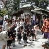 さきとり幼稚園 入園奉告祭