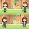「あつまれどうぶつの森」のマイデザインで作る欅坂46の衣装の共有2【あつ森】