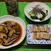 うちごはん・自炊 Vol.50 <晩酌・スーチカ―・残り物で煮物>