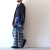 BODER×CHECK×MULTI - STYLING -