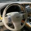 自動車内装修理#194 インフィニティ/QX56 革ハンドル擦れ