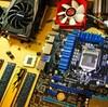 Windows10アップデート後の不具合でマザーボードとCPU・メモリーを交換|自作PCで第8世代Z370マザーとcore i7 7800kにバージョンアップさせた