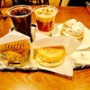 アンティコカフェ横浜ランドマークプラザ店はすいてて美味しいカフェです!