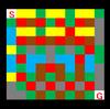 六色三色迷路:問題16