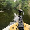 解禁後の片倉ダムでのバス釣りはやはり初心者に優しかった。