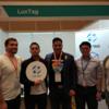 LuxTag ブロックチェーンソリューションアジア2018へ参加