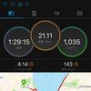 2020/3/7 Mペースでのロング走してたらハーフマラソンのセカンドベスト!