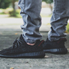 2月19日 ADIDAS ORIGINALS by KANYE WEST YEEZY BOOST 350 PIRATE BLACK 再販予定