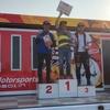 R/A GP1クラス、エルフサポートライダーが1〜3位、表彰台独占!