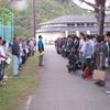大阪から吹田高校生が民泊に来てくれました