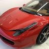 Ferrari 458 Spider 2DINナビ、ETC、レーダー