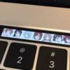 MacbookProのTouchbarを使用して「はいふり」のキャラ表示するアプリ