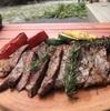 父の日は庭キャンプで!七輪で肉と魚を焼いてみたら美味しかった!
