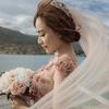 【写真修復の専門店】ドレスの花嫁 晴れの姿に!