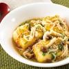 豆腐はヘルシーで美味しい。しかもコストパフォーマンスにも優れた万能食材です。