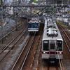 """東武鉄道がカッコ良く撮れる""""タケニシ間""""で撮影して来ました"""