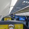 【バニラエア成田→台北(桃園)搭乗記】ラストフライト前日大雨の中離陸するJW103便に搭乗!