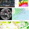 【台風情報】日本の南西には熱帯低気圧・南東にはまとまった雲の塊(96W・97W)が存在!今後南東の台風の卵が台風26号となって10月末に本州へ直撃!?気象庁・米軍・ヨーロッパ・NOAAの進路予想は?