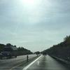 チェスキークルムロフ観光#1 チェコの高速道路でサービスエリアに寄ってみた