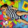 ダウン症児の成長と実践したことを記録する! 〜2ヶ月から3ヶ月〜