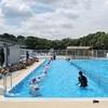 水泳の授業 2年生