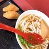 【朝食】大阪で食べたうどんといなり寿司!