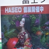 Haseoさんの個展に行ってきた ~RED~ Predators Of The City XI