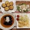 2018/12/01の夕食
