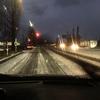 ラウンド(H29 12/14)~86~自宅の前は雪が(^^ゞ