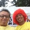 今朝の雨は・・・。加古川マラソンまであと15日。