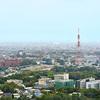 【写真複製・写真修復の専門店】展望台からの風景 名古屋