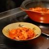 トマト缶を使って鶏肉のなんかを作った。所要時間30分くらい。