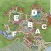 【もはやガイドブックいらず】上海ディズニーの地図&エリア別アトラクションとおすすめ