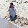 あやかさん その17 ─ 2021.8.29 八重津浜 ─