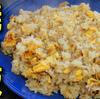 【簡単レシピ】牛豚ミンチ肉と卵を使った「焼き飯」