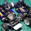 【Mini-Z】フローリングのタイヤに関して試してみた!  ~テストは面白い~