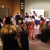 甲南女子大学メディア表現学科卒業パーティ in ヒルトン大阪