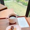 明洞  カフェあのヨン様がプロデュースしたカフェ。