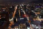 札幌の街並みを一望! 地上38階・高さ160メートルの「JRタワー展望室 タワー・スリーエイト」で夜景を鑑賞しました!