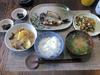 山椒の葉の佃煮で食べる朝食は幸せの味