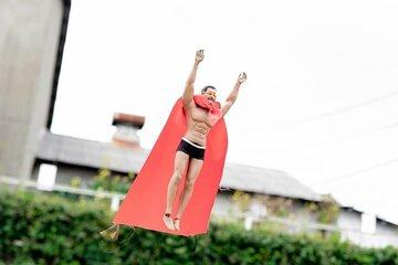 【ミフネ&ヨシダ連載】スーパーヒーロー参上! スマートレスキューで人類を救う!