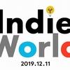 任天堂のインディーゲーム紹介番組「Indie World 2019.12.11」が公開!気になる6本をピックアップ