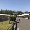 日枝神社から有楽町駅まで歩いた