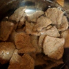 肉もどきの戻し方と、不要な犠牲