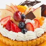 大阪市鶴見区でおすすめの素敵な誕生日ケーキが買えるケーキ屋さん3選