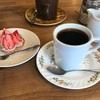 カフェでほっとひと息