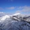 冬の自然現象をチェック!  「吹き溜まり雪・雪庇」
