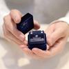 ダイヤモンドの原石でプロポーズ…♡(プロポーズ ダイアモンド サプライズ)
