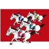 【追い切り注目馬】【新津特別】【寺泊特別】【岩船特別】他 2021/10/23(土) 新潟競馬 単独一番手はあの快速馬
